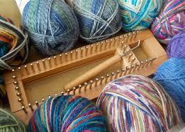 Sock Loom Knitting Is Easy I Promise C B Wentworth