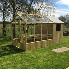 greenhouse shed combos for
