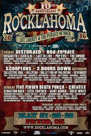 Rocklahoma Seating Chart Memorial Day Archives T R O Y
