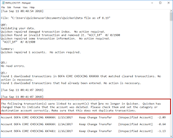 Advanced Data File Troubleshooting to Correct Problems With Quicken ...