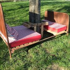 shipping pallet furniture ideas. plain furniture diy pallet and old bed garden furniture for shipping ideas s