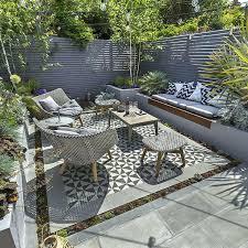 here are courtyard ideas decor private small garden design ideas for this small south courtyard garden