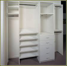Stunning Reach In Closet Organizer Systems Reach In Closet