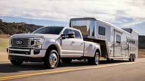 2020 Ford F Series Super Duty Can Tow Up To 37 000 Pounds