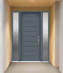 Modern Exterior Doors Gray The Holland Simplicity Design Modern