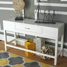 white console table with drawer. Small Modern Console Table Image Of White Mid Century . With Drawer
