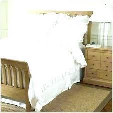 white ruffle duvet cover white ruffle duvet cover ruffle linen duvet cover white duvet cover with white ruffle duvet cover