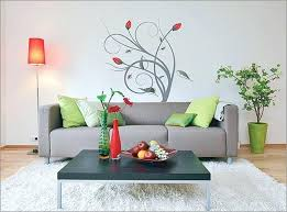 wall painting designs pictures for living room in india