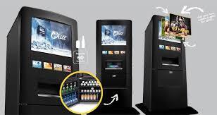 Chill Vending Machine Fascinating Hisense Showcases Chill Personal Beverage Vending Machine FoodBev