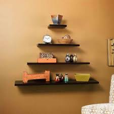 Oak Corner Floating Shelves Floating Shelves Also Lights Three Posts Lisbon Oak Corner Shelf 65