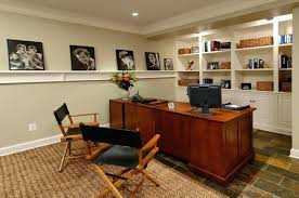 family home office. Remarkable Home Office Traditional Decorating Idea Powder Room Basement Tropical Large Deck Design Ideas For Family
