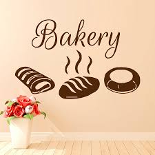 Wall Decor Stickers For Living Room Online Get Cheap Bakery Wall Decals Aliexpresscom Alibaba Group