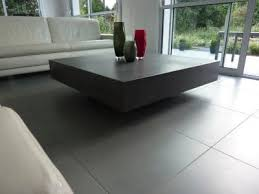 Lovely Helium Concrete Table. This Massive Concrete High End ... Images