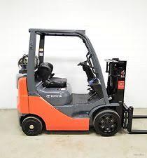 Solid Rubber Forklifts for sale | eBay