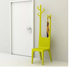 Coat Rack Chair Interesting Furniture FashionReindeer Coat Hanger Chair From Baita Design Of