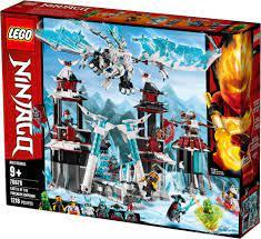 LEGO Ninjago Masters Of Spinjitzu Castle of the Forsaken Emperor 70678  6250938 - Best Buy in 2021   Lego ninjago, Lego ninjago minifigures, Lego  challenge