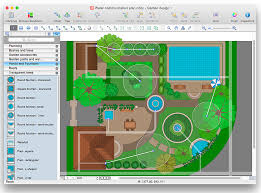 Small Picture How to Design a Garden Using ConceptDraw PRO Garden layout
