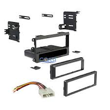 geo tracker dash car radio stereo single din dash kit harness for 1995 1997 geo metro tracker fits geo tracker
