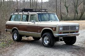 From The Want Files Killer Vintage Suvs Bestride