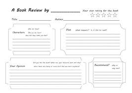 High School Book Report Template Free Elegant 9 Best Images On