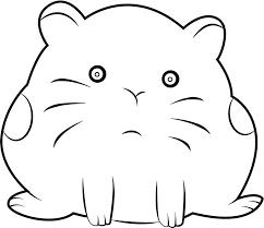 Get hold of these colouring sheets that are full of hamster images and offer them to your kid. Hamster Coloring Pages Free Printable Coloring Pages For Kids
