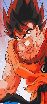 1242x2688 Goku Dragon Ball Z 4k Iphone ...