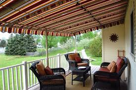 O Retractable Deck Awnings