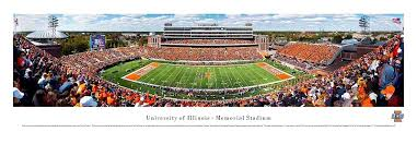 Illinois Seating Chart Football Memorial Stadium Facts Figures Pictures And More Of The