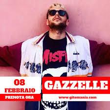 Gazzelle Napoli 08 FEBBRAIO 2020 - Gitemania
