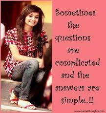 Nice Quotes Thoughts Questions Complicated Simple Best Great Custom Nice And Simple Quotes
