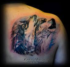 тату волка на спине значение фото эскизы