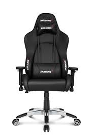 classic office chair. AKRACING PREMIUM GAMING CHAIR BLACK V2 Classic Office Chair
