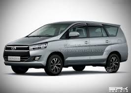 new car launches planned in india2016 Toyota Innova to launch in India in H1 2016