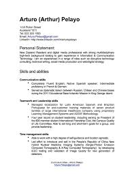 Time Management Skills Resume Updated Classy Resume Words For Time