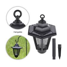 Eco Solar Lights New Summer Eco Friendly Hexagonal Solar Lights Mosquito