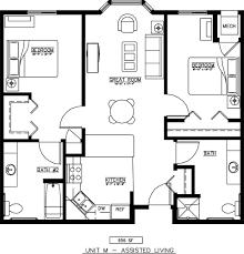 Amenities  Floor Plans  Keystone Place At Lavalle FieldsAssisted Living Floor Plan