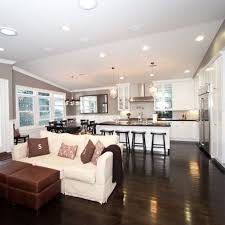 Kitchen Family Room Designs
