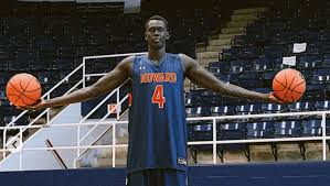 Makur Maker out of NBA Draft, not returning to Howard - HBCU Gameday