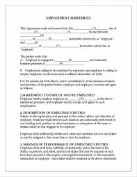 Physician Employment Agreement Employment Agreement Checklist Checklistsrary Employee Contract 5