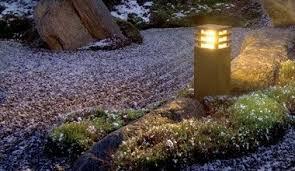 garden bollard lighting. Bollard Lighting Garden