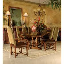 leather chair pads image amazing home interior decoration with tuscan dining room design contempo picture of tuscan dining room