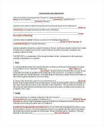Basic Lease Agreement Template Lease Agreement Letter Template Basic ...