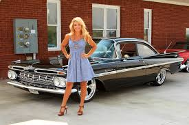 1959 Chevy Bel Air LS 4WDB PS AC Leather Full Custom Ride Must SEE ...