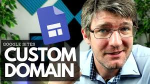 Google Sites Custom Design How To Map A Custom Domain To Google Sites G Suite