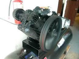 compresor de aire industrial.