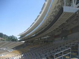 Uc Berkeley Football Stadium Seating Chart Memorial Stadium Cal Seating Guide Rateyourseats Com