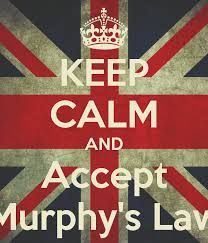 Image result for murphy's law
