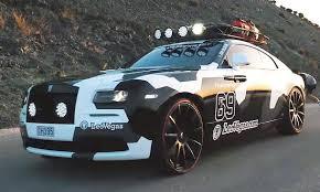 Custom Rolls Royce Wraith Racer By Jon Olsson