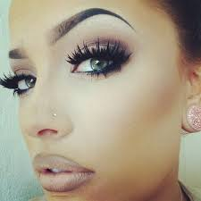 small diamond nose piercing thinking of getting my nose pierced like that sometime