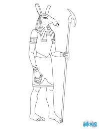 Small Picture Coloring Pages Egyptian Sphinx Coloring Pages Hellokids Egypt God